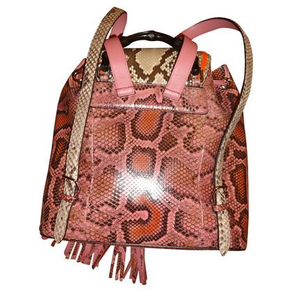 "Gucci Backpack ""Bamboo"""