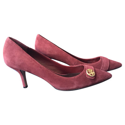 Coach  Suede Pumps