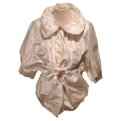 Plein Sud White silk jacket