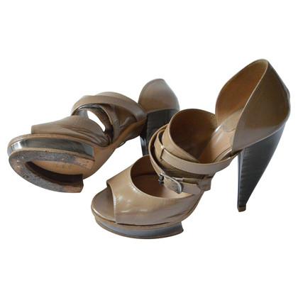 Chloé Platform sandalen