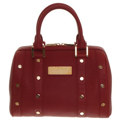 Chopard Handbag in red