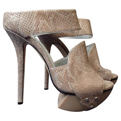 Camilla Skovgaard Plateau sandals
