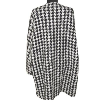 Stella McCartney Sweater coat with fringe