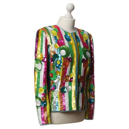 Ella Singh Jacket with sequin trim