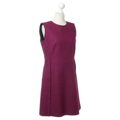 Victoria by Victoria Beckham Wollkleid in Pink