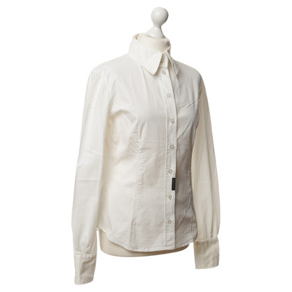 D&G Blouse in white