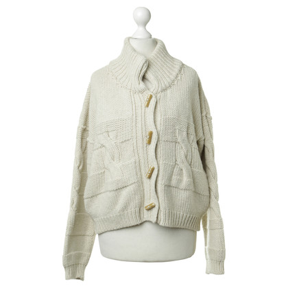 Chloé Gilet maglione beige