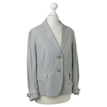 Akris Blazer with stripes