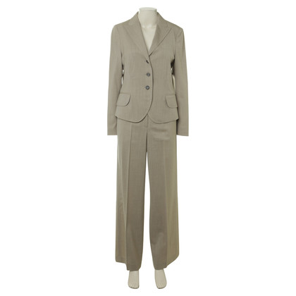 René Lezard Pants suit in beige