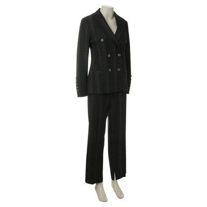 Windsor With stylized Pinstripe Pant suit