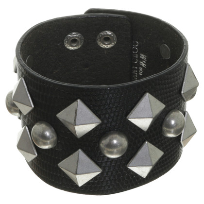 Jimmy Choo for H&M Armband met klinknagels