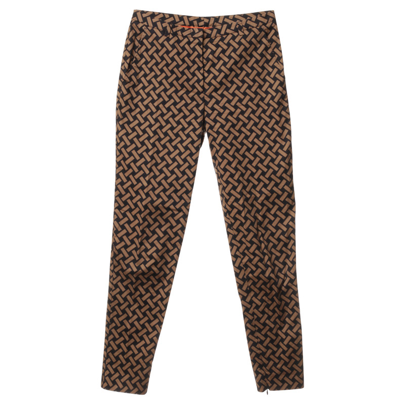 St. Emile Pants with pattern