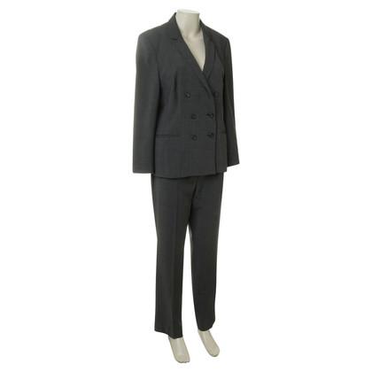 JOOP! Anzug in meliertem Grau