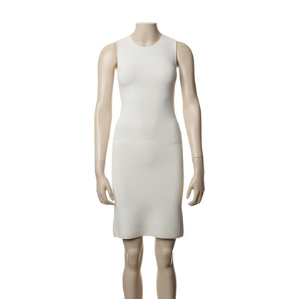 Ralph Lauren Kleid in Off-White