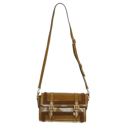 Burberry Prorsum Leather bag in mustard