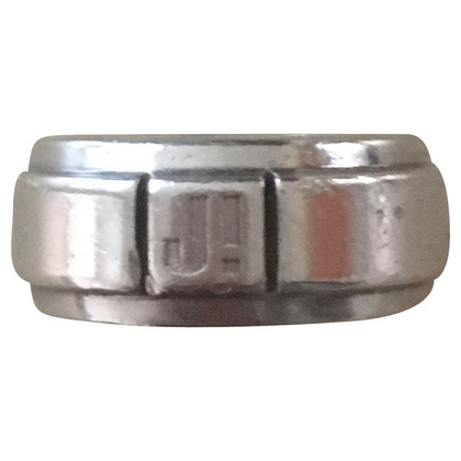 JOOP! Silver ring with logo
