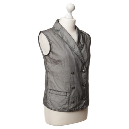 Chanel Vest with transparent Outer fabric