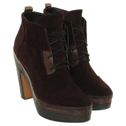 Rag & Bone Plateau-Ankle-Boots