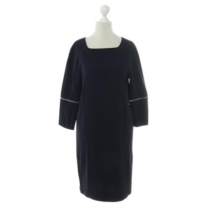 Laurèl Dress in Navy Blue