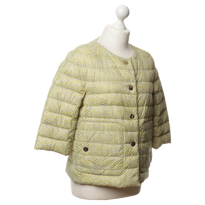 Other Designer Herno - Quilted Jacket with print