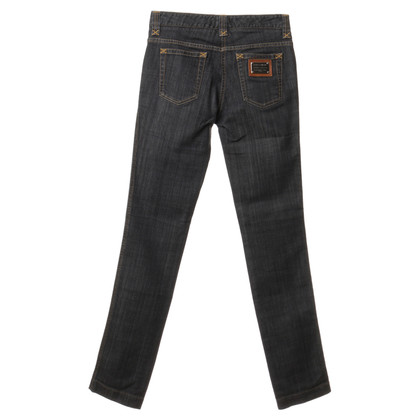 Dolce & Gabbana Jeans with contrast stitching