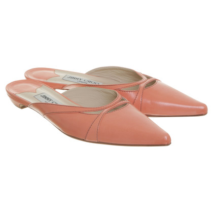 Jimmy Choo Pantofole in rosa