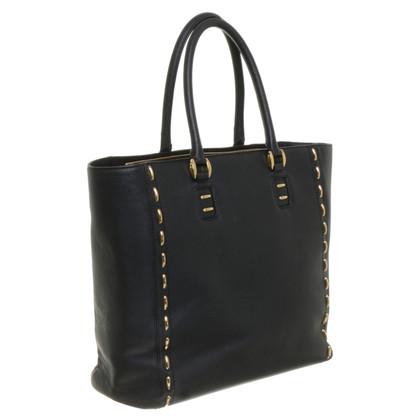 Etro Handtasche mit goldfarbenen Details