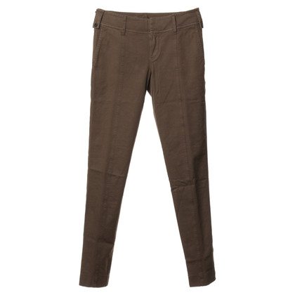 Strenesse Blue Chino pants in Brown