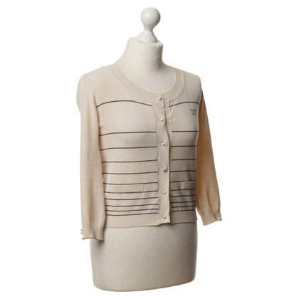 Elisabetta Franchi Cardigan with stripes
