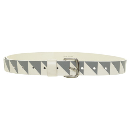Marc by Marc Jacobs Belt with graphical pattern