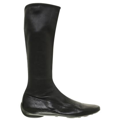 Miu Miu Boots in black