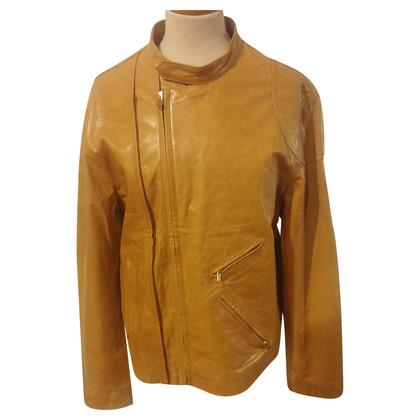 DKNY Leren jas