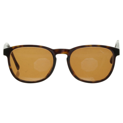Mykita Sonnenbrille in Horn-Optik
