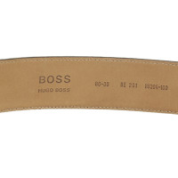 Hugo Boss Cintura in rettili