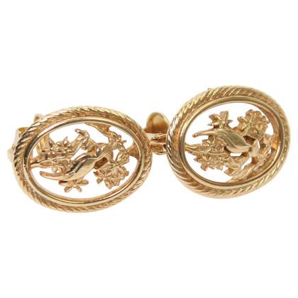 Christian Dior Vintage oorbellen