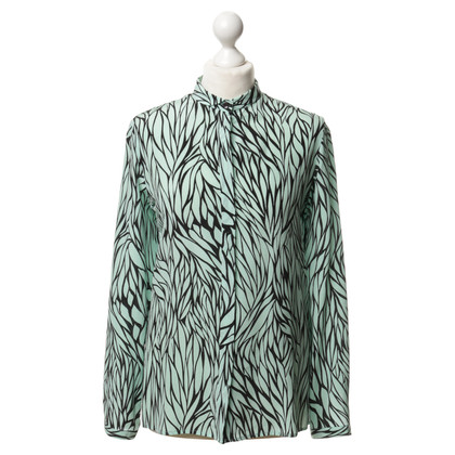 Etro Silk blouse with patterns