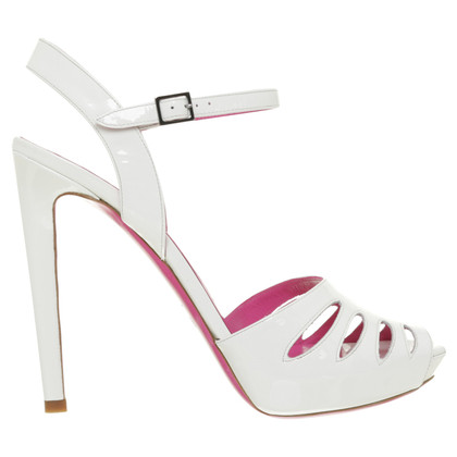 Versace Sandals in white