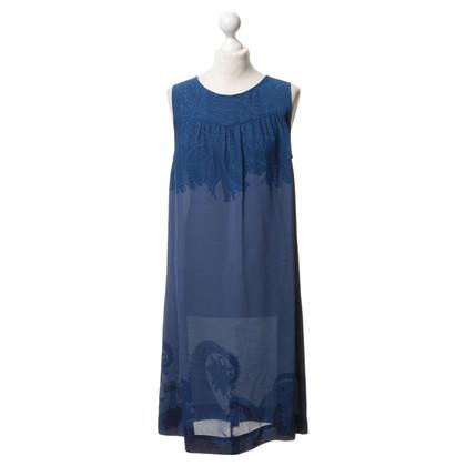 Bruuns Bazaar Jurk in blauw
