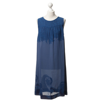 Bruuns Bazaar Robe en bleu