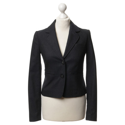 Closed Blazer in Navy