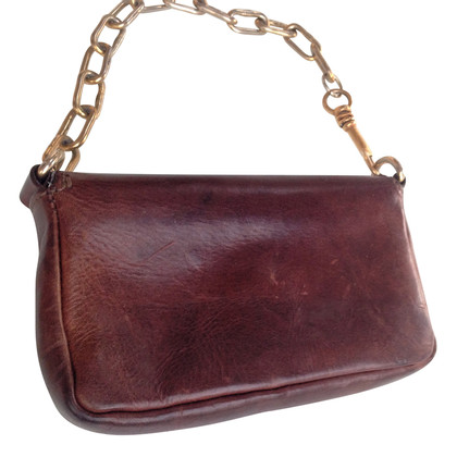 Dsquared2 Pochette in the chain handle