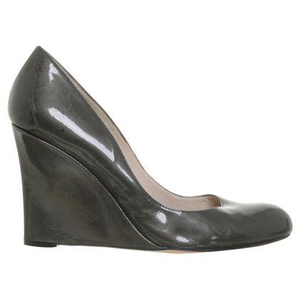 L.K. Bennett Metalen Wedges