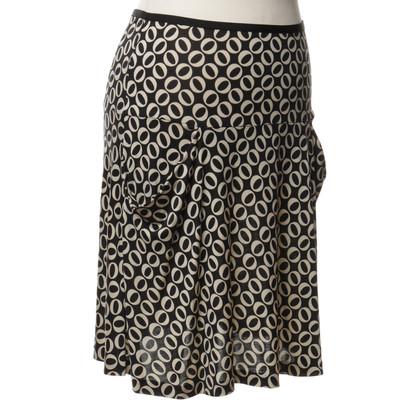 Diane von Furstenberg Silk skirt pattern