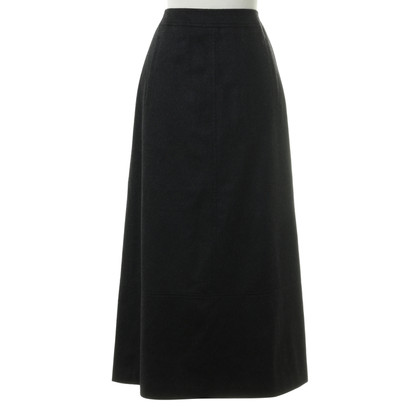 Cerruti 1881 skirt in dark grey