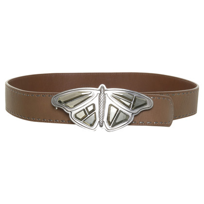 Bottega Veneta Belt with butterfly buckle