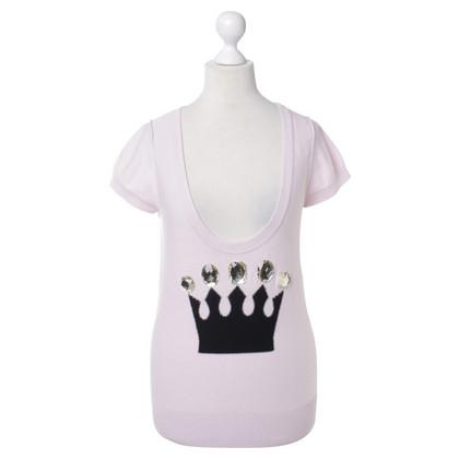 Sonia Rykiel for H&M Strickshirt mit Schmucksteinen