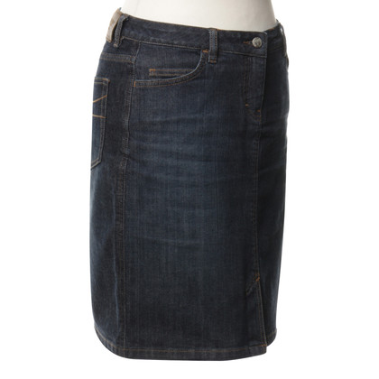 JOOP! Jeans Rok blauw
