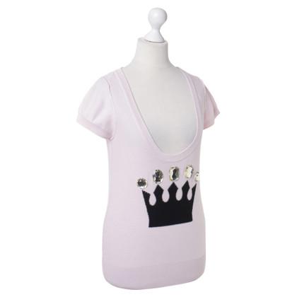 Sonia Rykiel for H&M Gebreide shirt met halfedelstenen