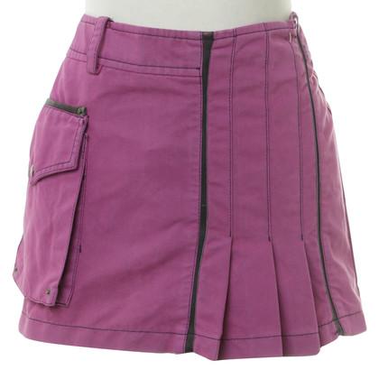 Patrizia Pepe skirt in pink