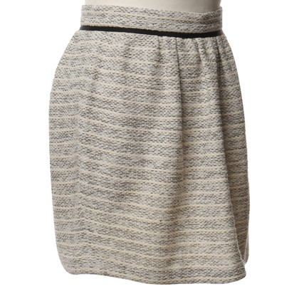 Comptoir des Cotonniers skirt in off white